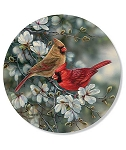 Coaster Set - Cardinals