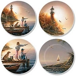 Mini Plate Series - From Sea to Shining Sea