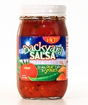 Backyard Salsa - Hot