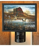 Gallery Night Light - Morning Chores