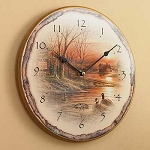 Wall Clock - Shoreline Neighbors