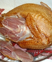 Whole Smoked Pheasant