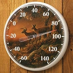 Outdoor Thermometer - Birch Line