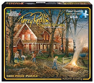 """Master of Memories"" Puzzle - Autumn Evening"