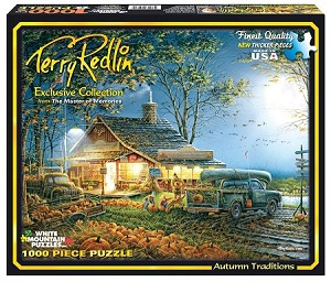 """Master of Memories"" Puzzle - Autumn Traditions"