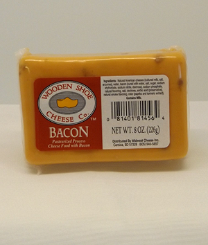 Bacon Flavored Cheese