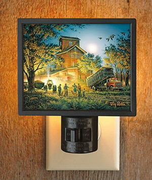 Gallery Night Light - Bountiful Harvest
