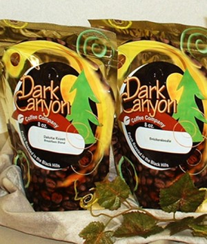 Dakota Roast Dark Canyon Coffee - 8 oz