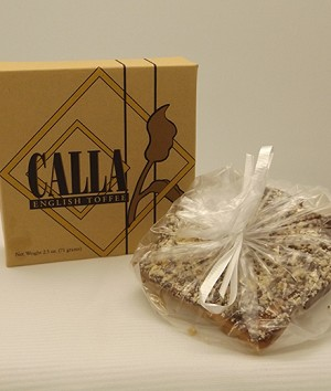 Calla English Toffee - 12 oz