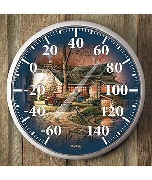 Outdoor Thermometer - Hunter's Haven