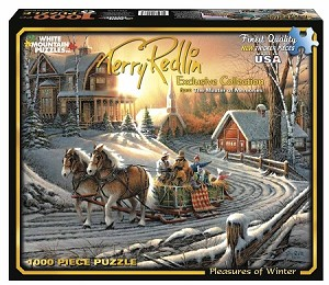 """Master of Memories"" Puzzle - Pleasures of Winter"