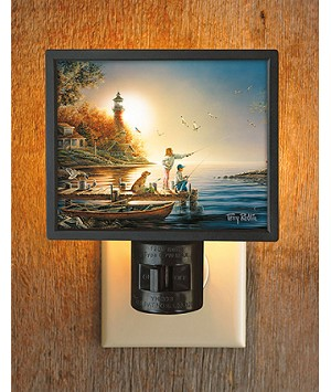 Gallery Night Light - From Sea to Shining Sea