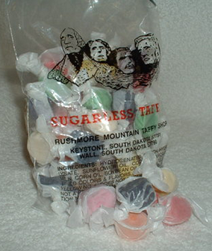 Sugar Free Taffy